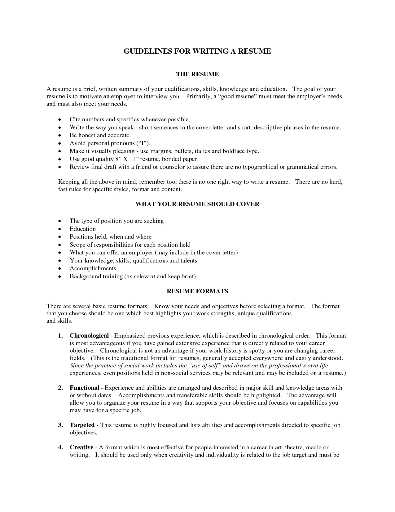 A Summary On A Resume What Is A Summary Of Qualifications