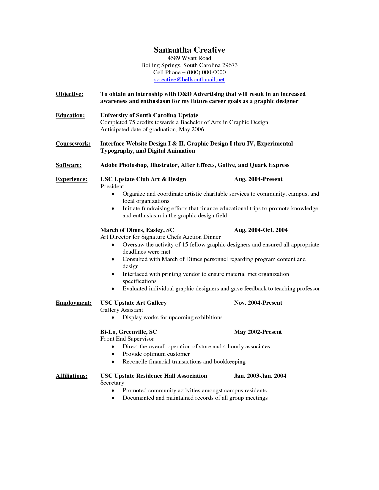 Sample Resume For Art And Craft Teacher How To Create An Impressive Resume