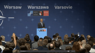 President Obama's press conference at the close of the NATO Summit