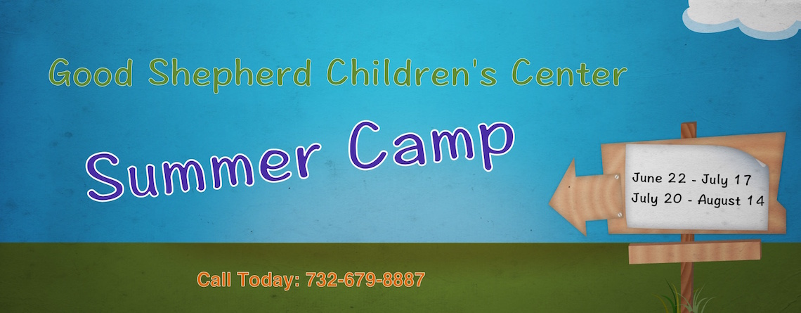 Good Shepherd Children's Center Summer Camp