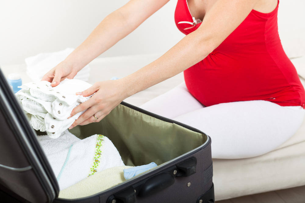 Traveling During the Holidays While Pregnant