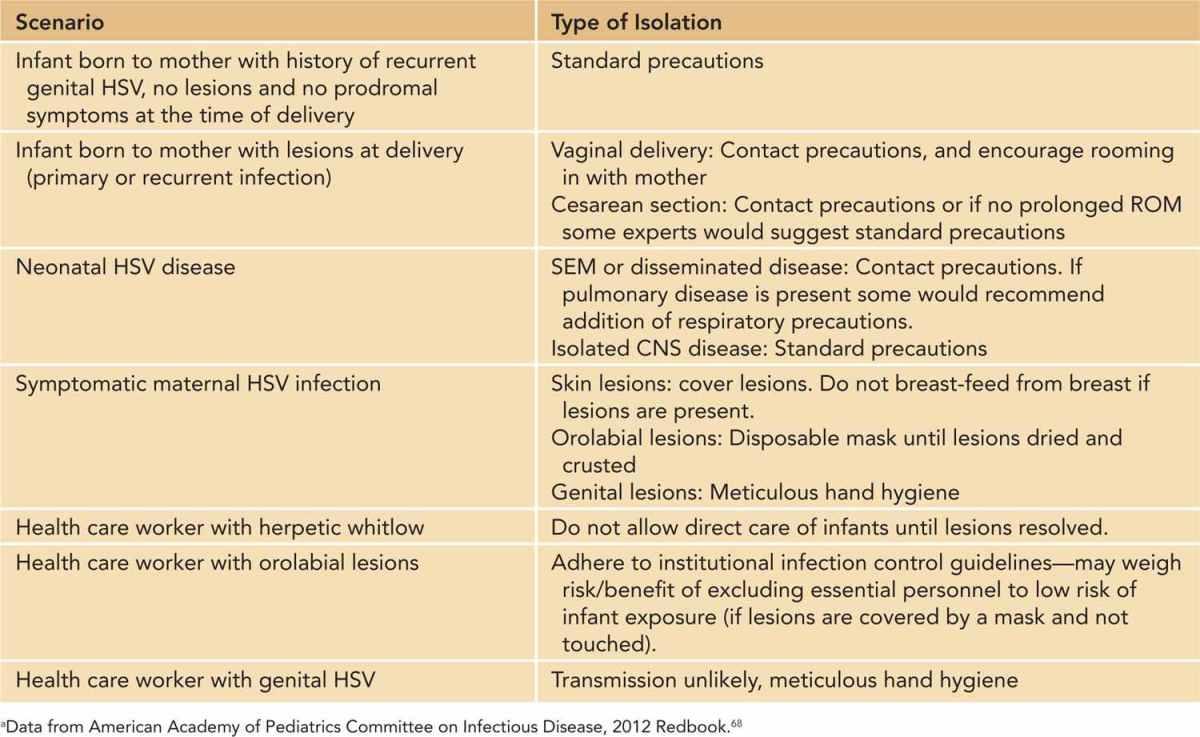 Herpes Simplex Virus | Obgyn Key