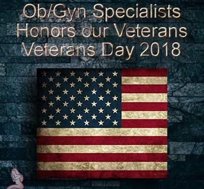 Veterans Day 2018