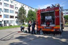 incendiu B2 Slobozia - 11