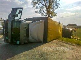 accident camion rasturnat (2)