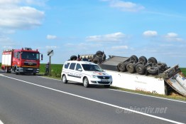 accident tir combinat slobozia - 05