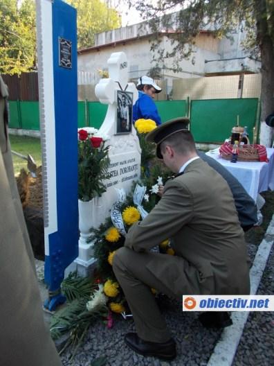 cimitirul eroilor slobozia - reinhumare aviator cirstea dorobantu - 24