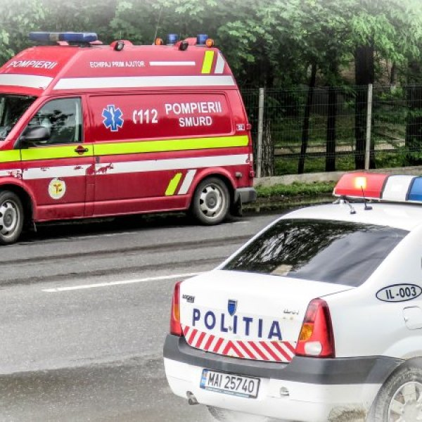 Ialomița: Accident mortal la Movilița