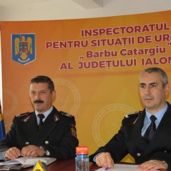 """Recrutarea candidaților pentru """"Școala de subofițeri de Pompieri și Protecție civilă """"Pavel Zăgănescu"""" Boldești"""""""