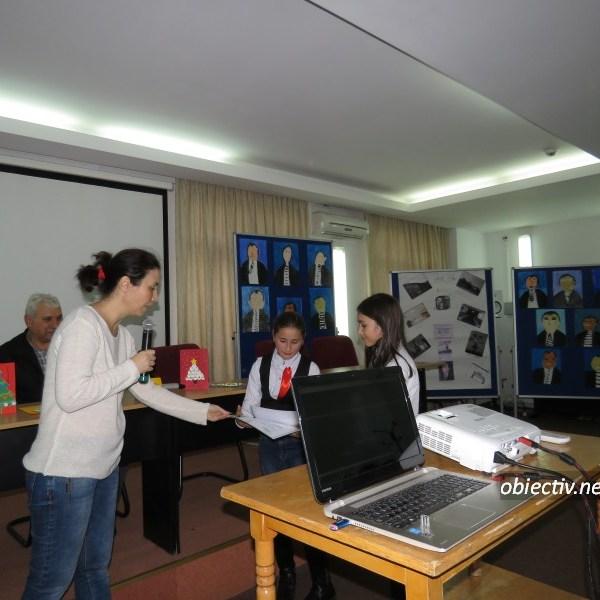 """Participanții la concursul """"Consăteanul meu, Ionel Perlea"""", de la Ograda, premiați"""