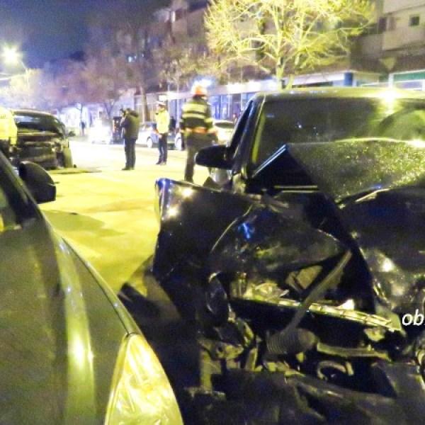 Accident rutier în Slobozia