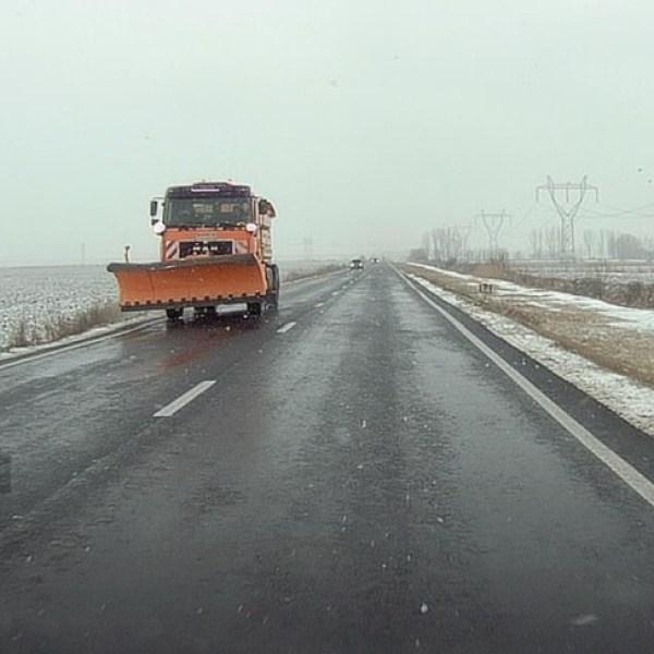 Vremea. Informare meteorologică perioada 15 - 17 ianuarie