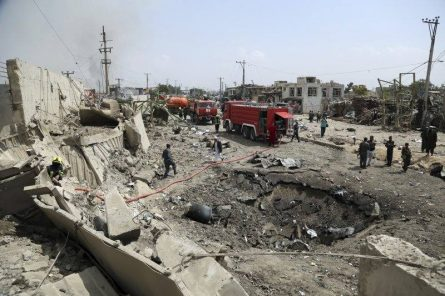 Atac Terorist Kabul Time.com