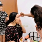 "Oge Okoye Debuts Own Beauty Make-up Line ""Crystal Glam"""
