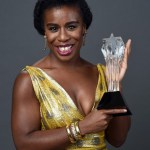 Nigerian-American Actress Uzo Aduba Wins Critics Choice Award