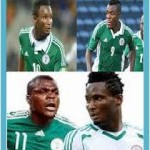 Mikel & Emenike In  Dispute As Keshi Play Fatherly Role