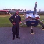 American Federal Aviation Recognizes A Nigerian Pilot, Caleb Chu