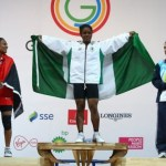 Chika Amalaha Wins Nigeria' First Gold Medal AtThe Commonwealth Games