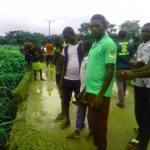 Ndi Ebe Abam citizens groan over collapsed bridge