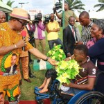 Gov. Obiano Announces Free Education for the Physically Challenged