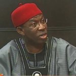 Governor Okowa Denied Keys To His Office On First Day At Work