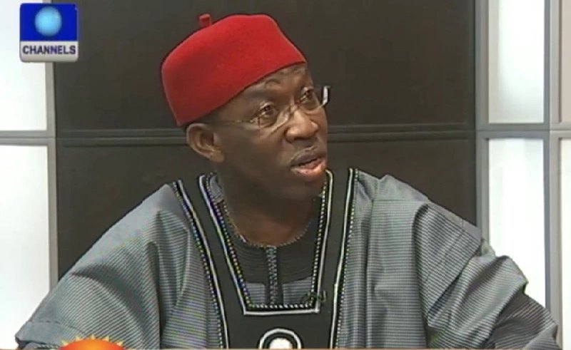 newly sworn-in governor of delta state, Ifeanyi Okowa