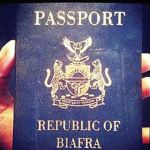 Biafra Passport Not Valid – US, UK