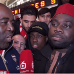 Watch Viral Video Of Igbo Arsenal Fan's Hilarious Gesture On Arsenal Tv
