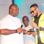 The AUTHORITY Newspapers Unveil Phyno, Kcee, I Go Dye, Gordons As Brand Ambassadors