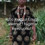 Meet Young Vibrant Igbo Boy Who Is In Love With His Culture