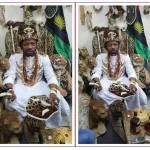 Popular Musician Crowned Igwe Agugbaola, Eze Ndi Igbo 1 In UAE