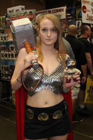 Nice Genderbent Thor