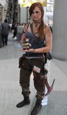 Lara Croft @saylum