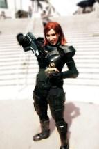 Always need a FemShep Commander Shepard
