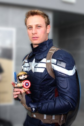 Awesome Captain America IG @timiglide007