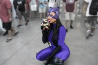 Sultry Catwoman @jennyosaurus