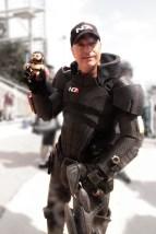 N7 for Life.. Great Commander Shepard Cosplay