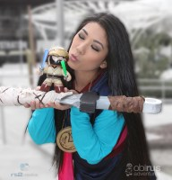 @riansynnth as #Mulan