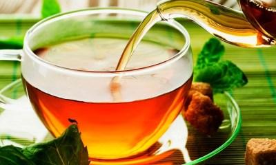 О некоторых полезных свойствах чая