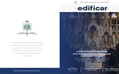 Edificar N° 14, en doble edición, incluye los meses de septiembre y octubre
