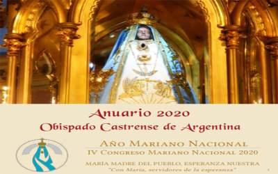Se encuentra disponible el Anuario 2020 del Obispado Castrense de Argentina