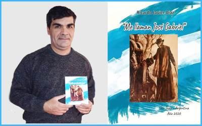 """En San Juan, fue presentado el libro, """"Me llaman José Gabriel"""""""