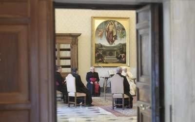 Papa Francisco | Un nuevo encuentro con el Evangelio de la fe, de la esperanza y del amor nos invita a asumir un espíritu creativo y renovado