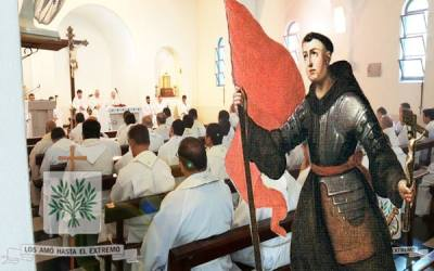 Séptimo día de Novena a San Juan de Capistrano, Santo Patrono de los Capellanes Castrenses