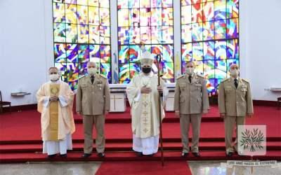 Mons. Olivera | Los Sacerdotes, estaremos siempre animando, alentando a los hombres y mujeres de nuestras Fuerzas, a ser artesanos de la paz, trabajadores de la paz