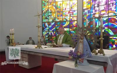 Mons. Olivera   Debemos mostrar que hemos hecho con lo mucho que el Señor ha dejado en nuestras manos para que demos fruto