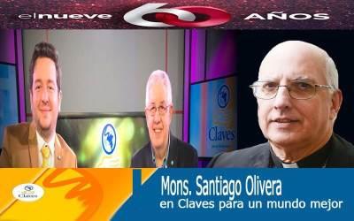Mons. Olivera | María está al pie de nuestras cruces, de nuestra cruz como humanidad, como sociedad, como argentinos