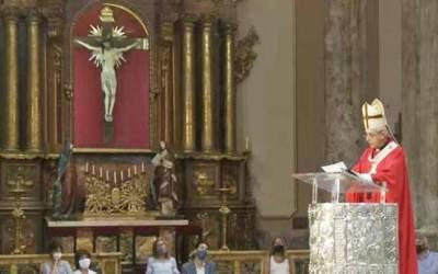 Cardenal Poli | La gran prueba de la pandemia que padece toda la familia humana tiene todavía consecuencias muy dolorosas, nos hace pensar en la dignidad de cada vida, nos recuerda cuánto vale un ser humano