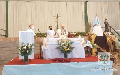 Mons. Olivera | Brochero predicó el Evangelio de Jesús con la palabra, pero fundamentalmente con la vida, por eso el testimonio sigue permanente