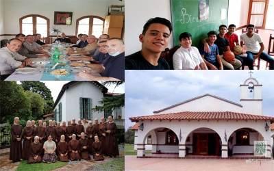 Córdoba | Mons. Olivera visitó la Región Centro del país y mantuvo encuentros con Capellanes y fieles Castrenses